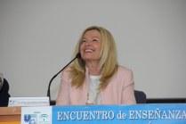 Dª. María Jesús Morales, Vicerrectora de Estudiantes.