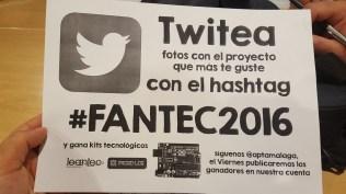 #FANTEC2017 en Twitter