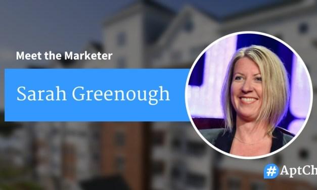 Meet The Marketer: Sarah Greenough