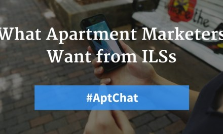 What Apartment Marketers Want from Internet Listing Services