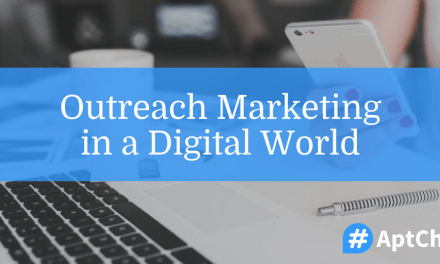 Outreach Marketing in a Digital World