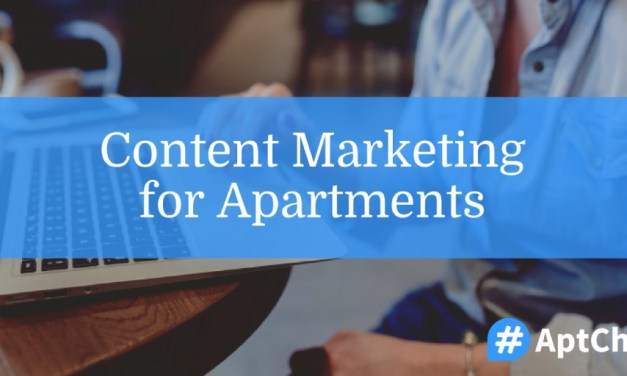 Content Marketing for Apartments