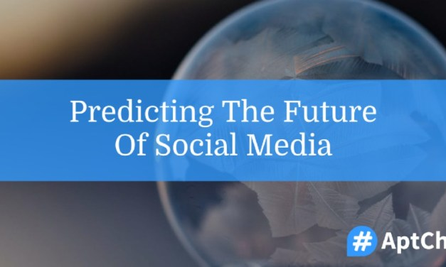 Predicting The Future Of Social Media