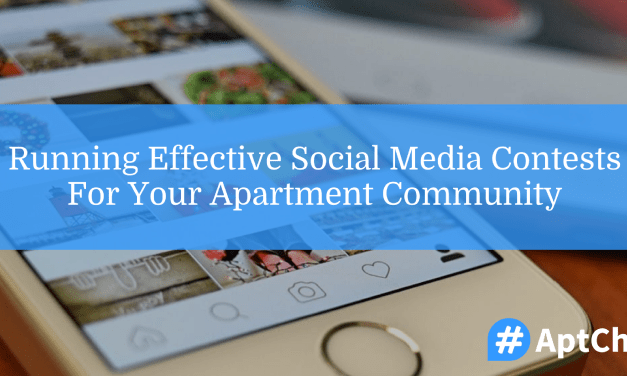 Running Effective Social Media Contests For Your Apartment Community
