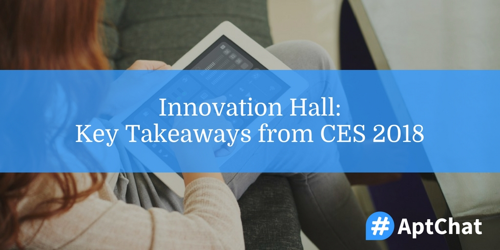 Innovation Hall: Key Takeaways from CES 2018