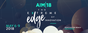 AIM Conference 2018