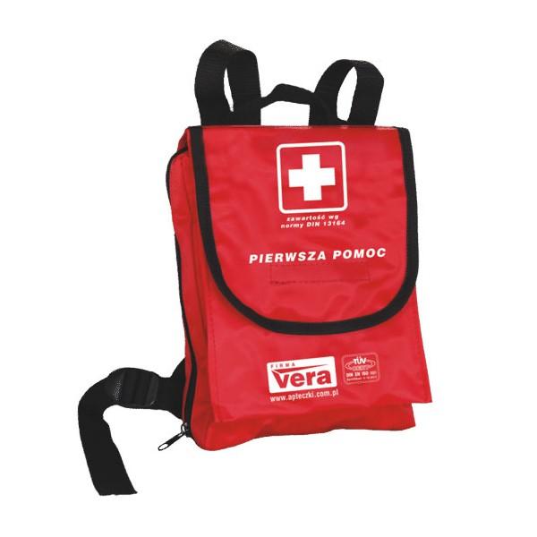 apteczka w plecaku szkolna 1