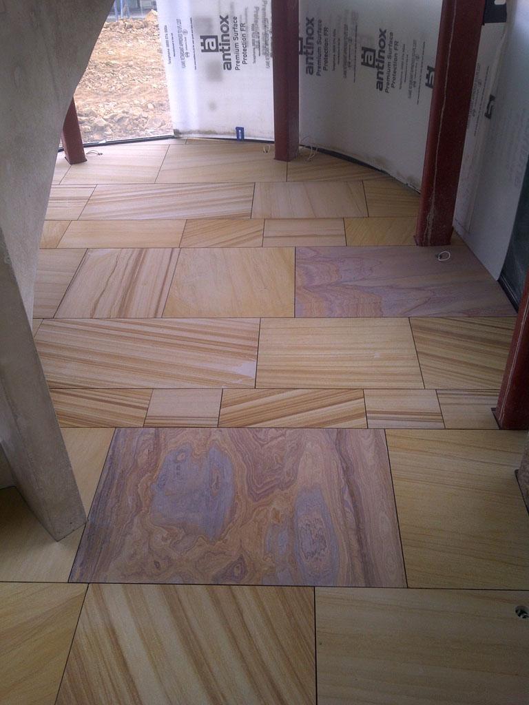 natural stone ap tiling services