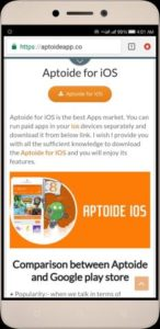 Aptoide for iOS | Aptoide App