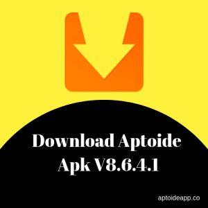 Aptoide Apk 8.6.4.1