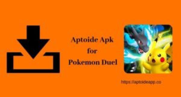 Aptoide Apk for Pokemon Duel