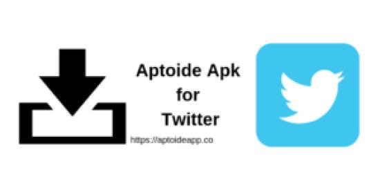 Aptoide Apk for Twitter