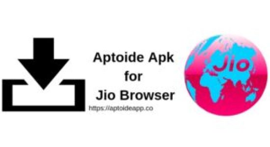 Aptoide Apk for Jio Browser