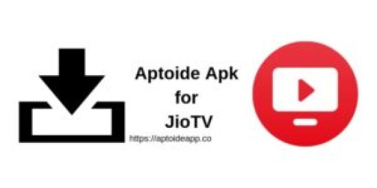 Aptoide Apk for JioTV App