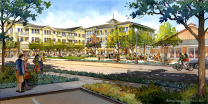 Aptos Village Rendering