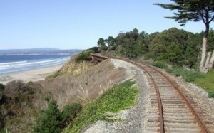 Santa Cruz Coastal Rail