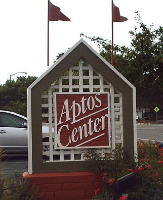Aptos Center Shopping Center