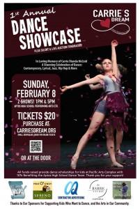 Carrie's Dream Dance Showcase