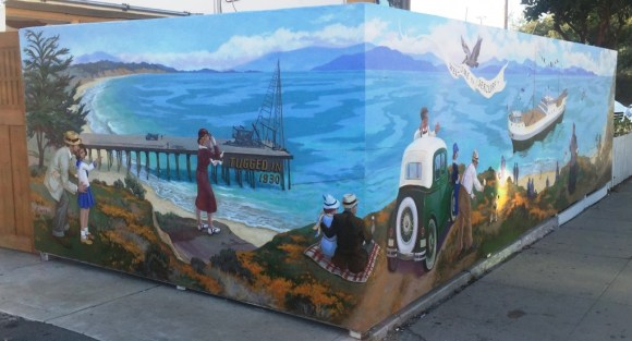 New Mural in Seacliff to be Unveiled