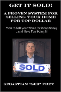 Aptos Real Estate Broker Writes New Book: Get It Sold!