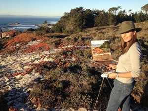 Third Annual Capitola Plein Air Returns November 4th & 5th