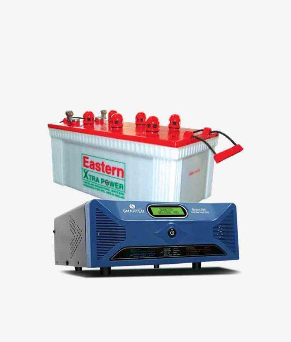 Sine Wave 700VA IPS With Battery