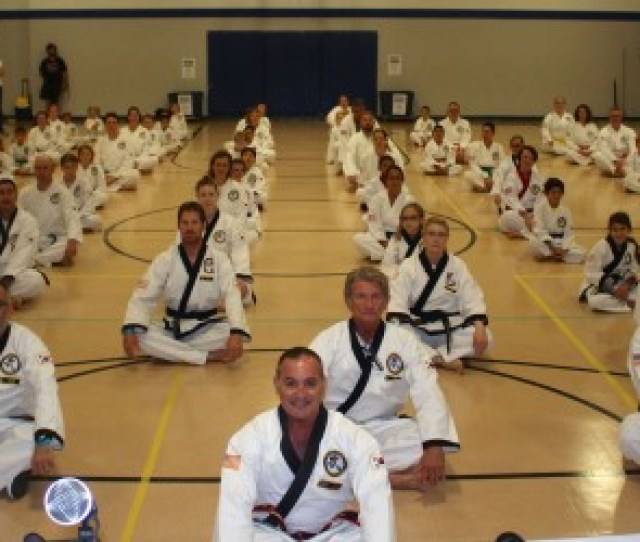 The Atlantic Pacific Tang Soo Do Federations Southwest Region Held Its 5th Annual Dan Shim Sa Black Belt Test And Championship Tournament September 29 30