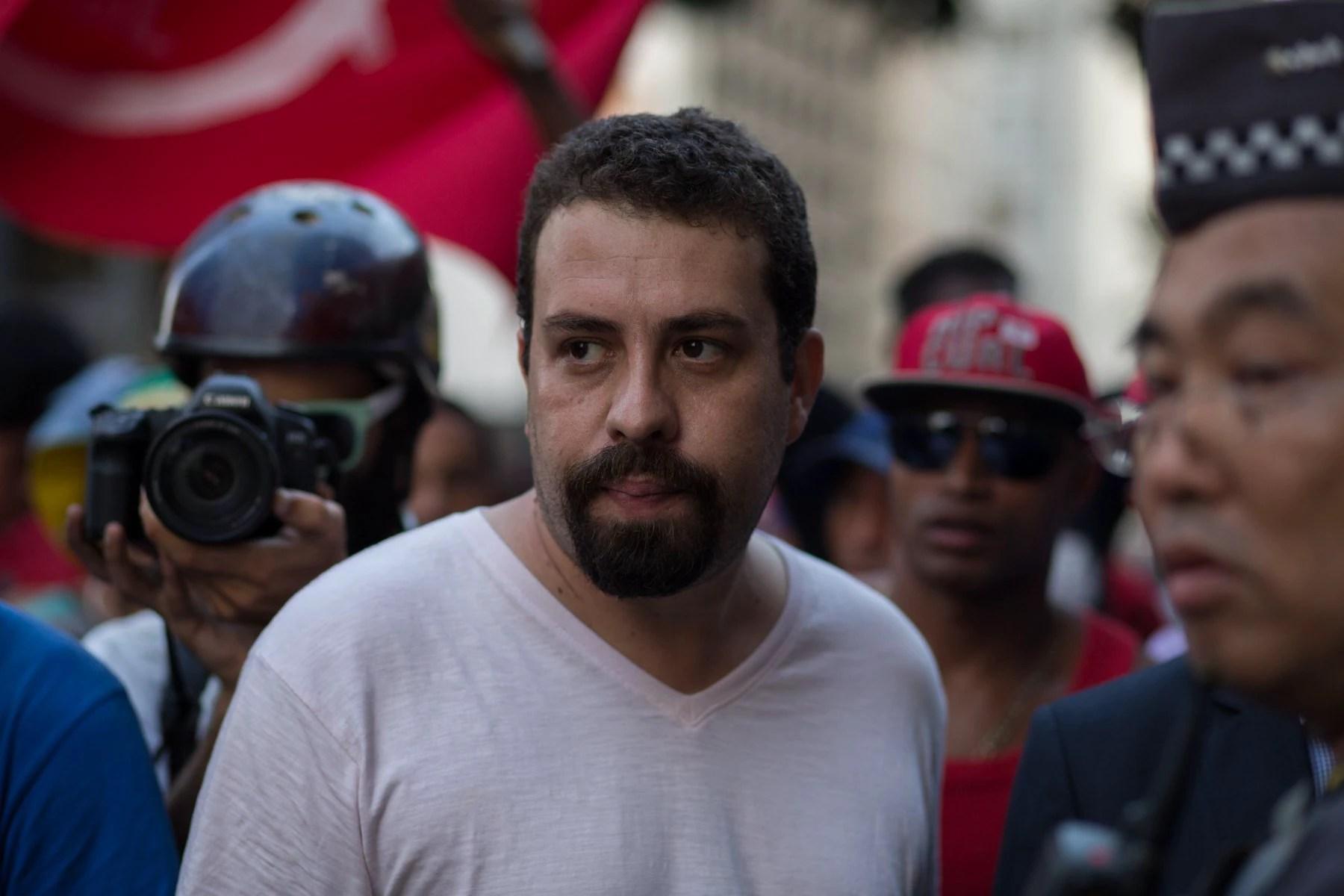 A família do presidenciável Guilherme Boulos, coordenador do MTST, não tem qualquer ligação com o imóvel