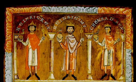 evangelarium Hendrik V