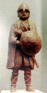 ontwerp standbeeld Dirk IV