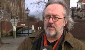 Interview Henk 2012 voor de Grote Kerk (TV Rijnmond, Rotterdam)