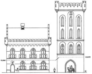 stadhuis toltoren