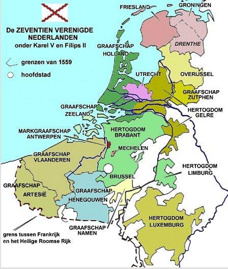 17 provincies