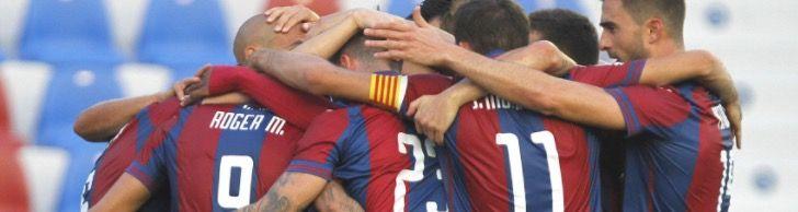 El Levante favorito para ascender a primera divisiónApuesta con Paf que equipo terminará en primer lugar en la Liga 123
