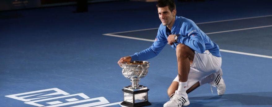 Djokovic y Murray los favoritos a ganar Open Australia 2017En bet365 las cuotas están a 2,50€ por cada euro apostado por el serbio o por el escocés