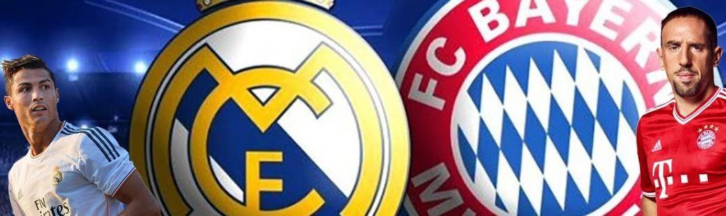 Pronóstico Real Madrid-BayernEl Real Madrid con pie y medio en las semifinales de la Champions