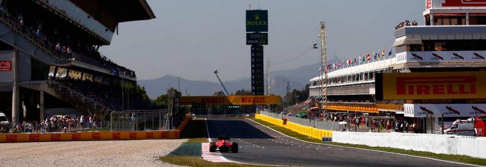 Apuestas Gran Premio España F1 2017Otra lucha Hamilton vs Vettel para las casas de apuestas