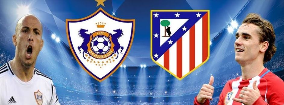 Qarabag-Atlético: pronósticoEl equipo rojiblanco debe ganar tras la derrota ante el Chelsea