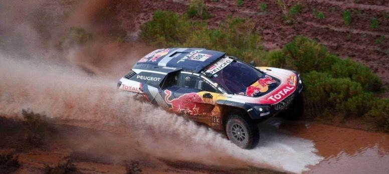 Carlos Sainz líder Rally Dakar 2018El madrileño tiene el Dakar en el bolsillo tras los problemas mecánicos de Peterhansen