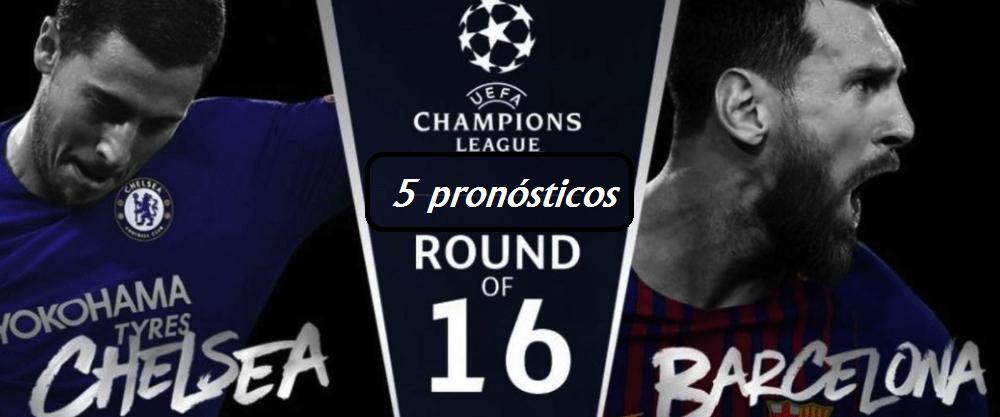 5 pronósticos para el Chelsea-Barcelona