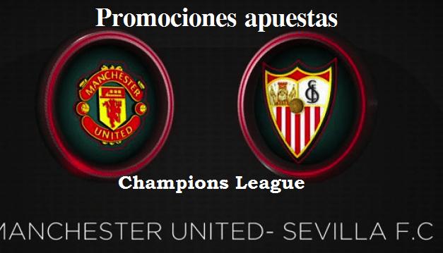 Promociones Manchester United-Sevilla