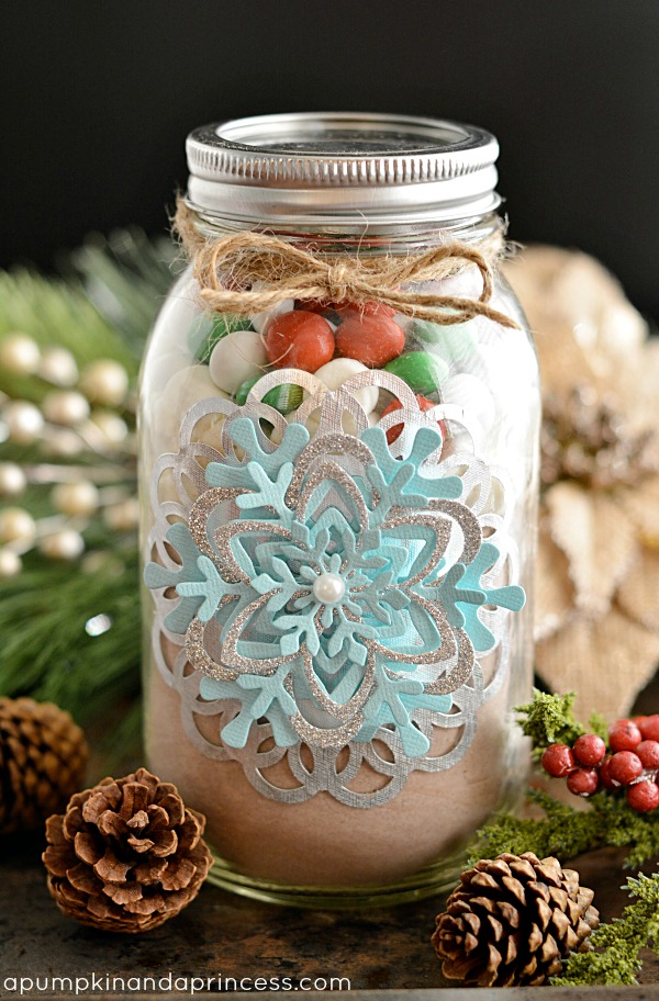 Gifts in jar ideas for christmas
