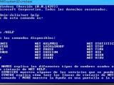 cómo usar el comandos-net