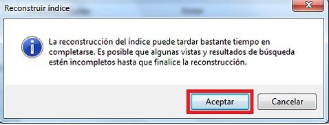 Cómo resolver problemas con la búsqueda en Outlook_Captura7