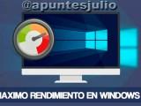 Cómo habilitar el plan de energía de máximo rendimiento en Windows 10
