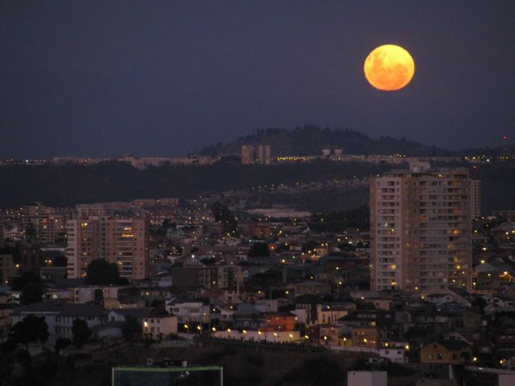 Cerro Barón, Valparaíso, Chile