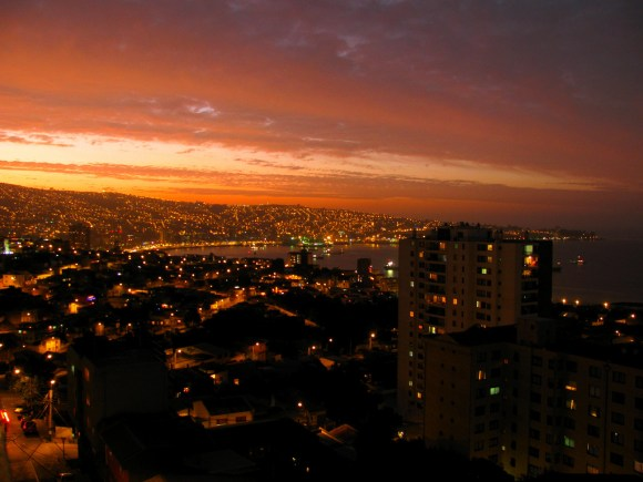 Cerro Los Placeres, Valparaíso, Chile