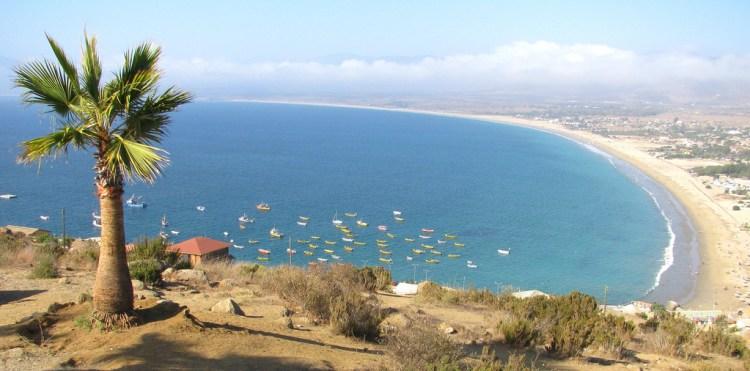Guanaqueros, Chile