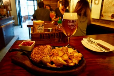 Curry Wurst, Casa Cervecera Altamira