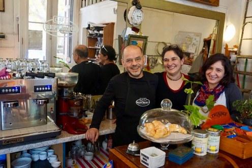 Luis Bastías Castillo, Gabriela Vanni Navarrete, Alicia Navarrete Araya